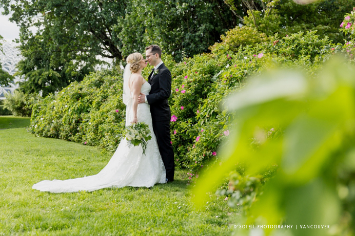 Weddings at Queen Elizabeth Park