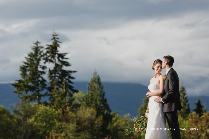 Rustic wedding at Diamond Alumni Centre Burnaby Mountain