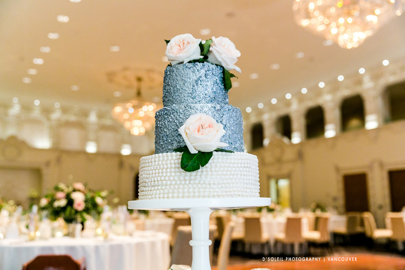 wedding cake Vancouver