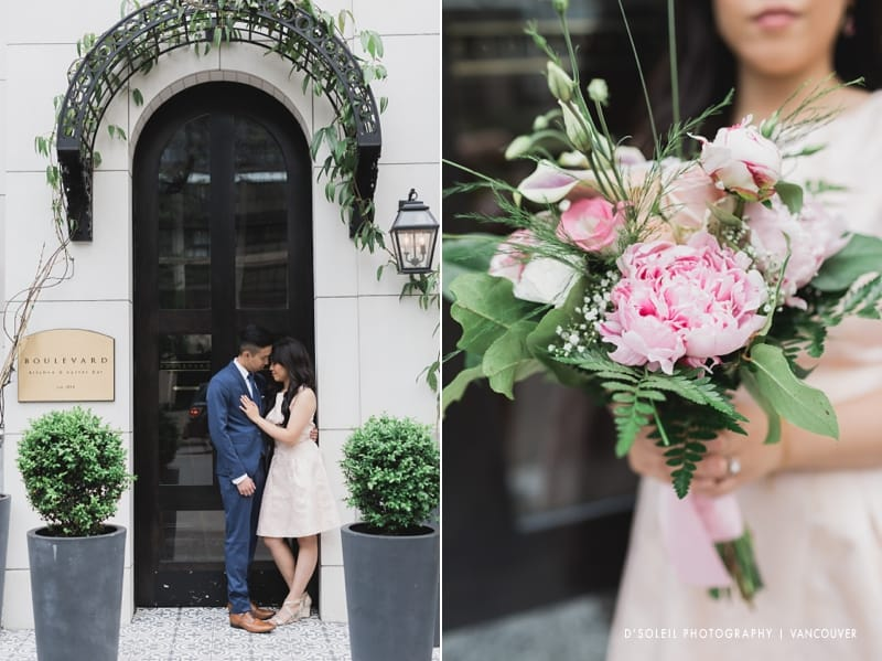 European engagement session photos