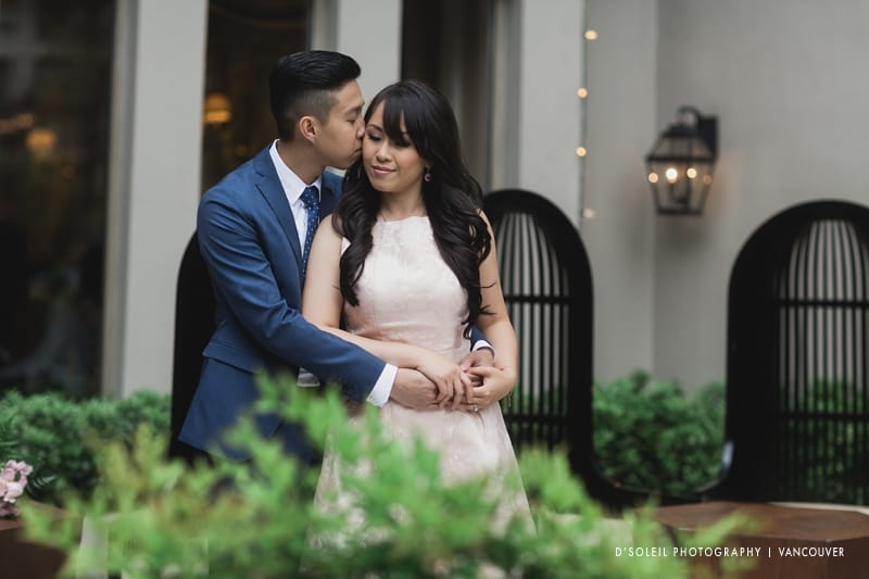 Sutton place hotel wedding engagement