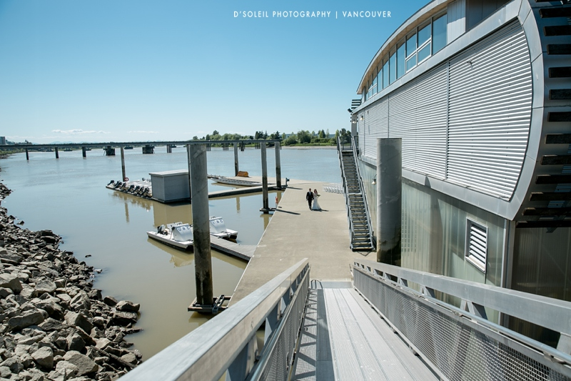 weddings at UBC Boathouse