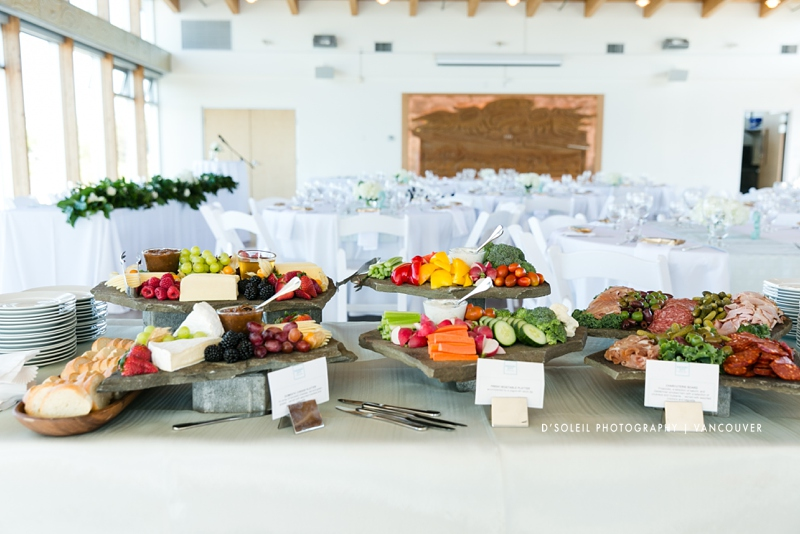 wedding reception caterers