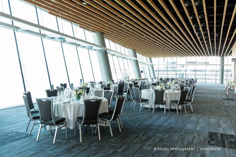 Vancouver Convention Centre ballroom