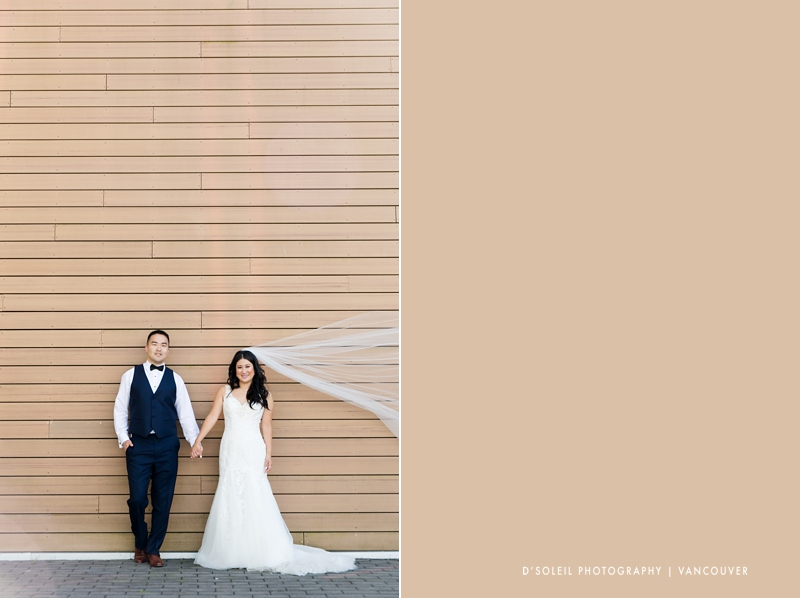 Vancouver wedding at Convention Centre