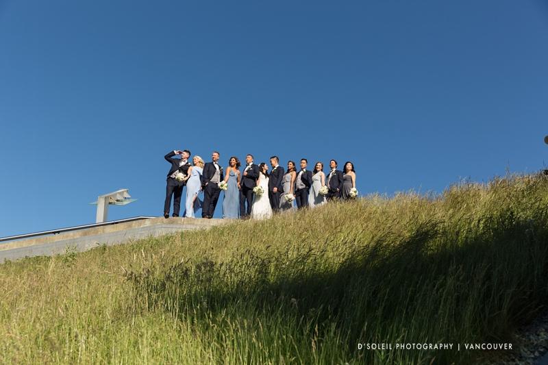 Coal Harbour wedding