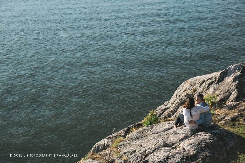 Whytecliff wedding engagement