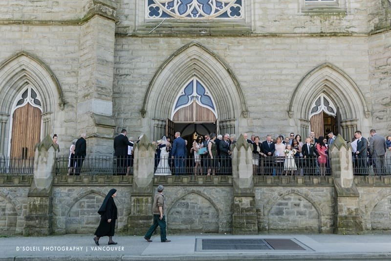 Holy Rosary Cathedral recessional