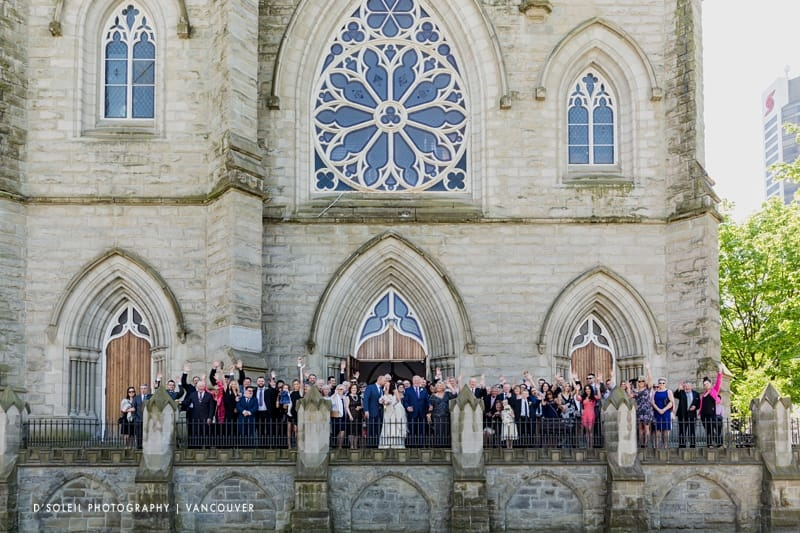 Holy Rosary Cathedral group photos