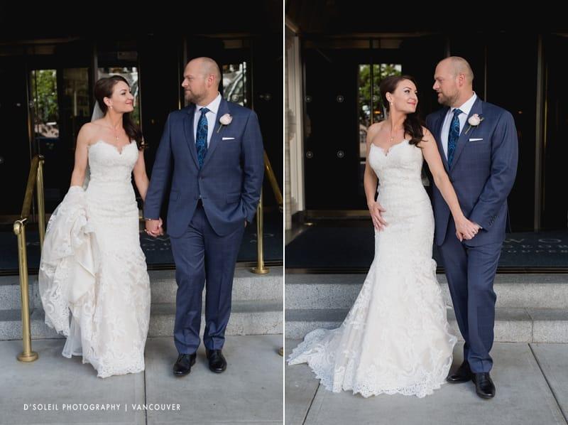 Metropolitan hotel wedding