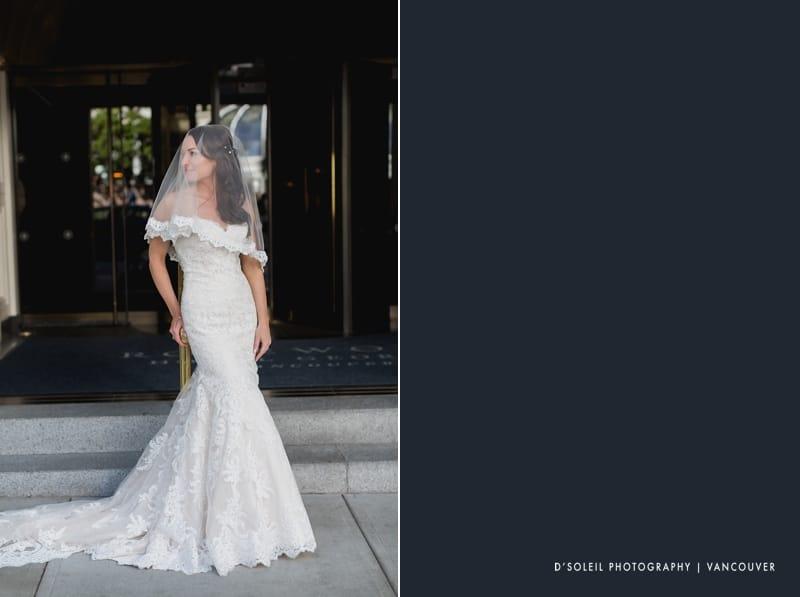 Metropolitan hotel bride