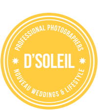 Vancouver wedding photographers blog | d&#039;Soleil Photography logo
