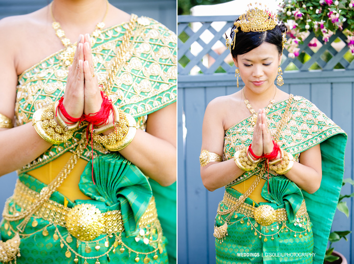 Cambodian Wedding Dresses And Costumes