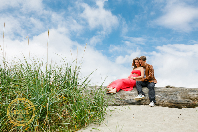 Beautiful locations for maternity photos