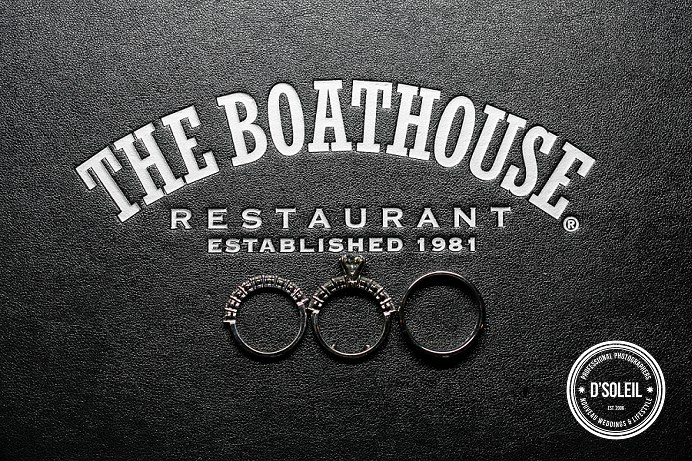 Boathouse Restaurant Wedding White Rock