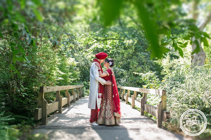 Stanley Park Indian wedding