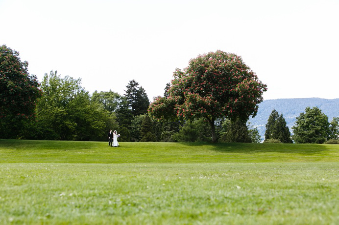 Stanley Park wedding photos