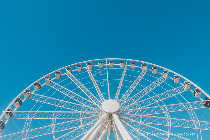 Great Seattle wheel