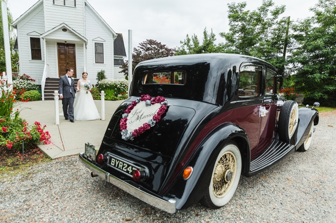 Milner Chapel wedding in Langley, BC Canada