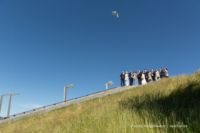 Coal Harbour wedding