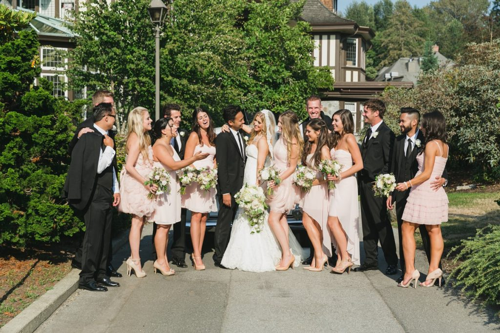 Cecil Green wedding in Vancouver