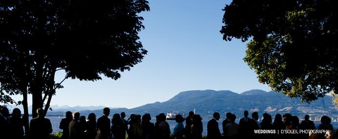 Brock House weddings in Vancouver
