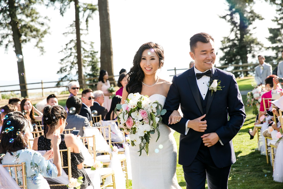 Shaughnessy Golf & Country Club wedding